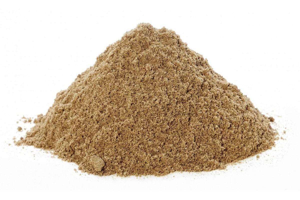 Мытый крупный песок